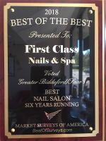 First Class Nails Spa Salon in Biddeford, ME